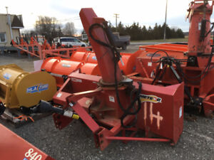 "Meteor 87"" Double Auger Snow Blower"