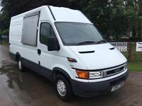 Iveco Daily 35S11, mwb Van / MotorCross / Catering Van / NO VAT