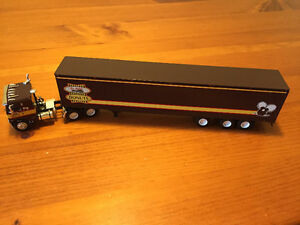 Tim Horton's Die Cast Collectable 1/64 Scale Semi Tractor Traile