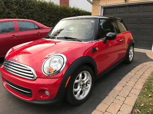 2013  Mini Cooper for sale or lease take over $322/month