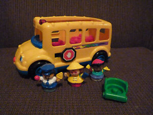 Fisher-Price Little People & Bus