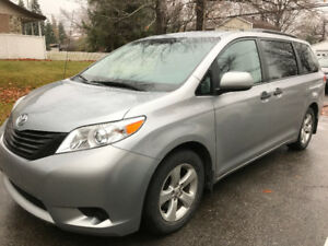 2014 Sienna AWD 7 Passenger for Sale