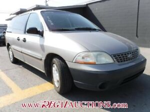 2002 FORD WINDSTAR VANS LX WAGON LX