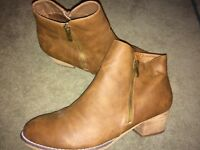 Size 9 extra wide fit boots