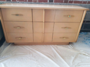 ⭐⭐ New Price - 1950s MCM bedroom dressers