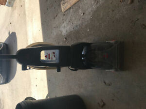 Bissel proheat pet x2  carpet cleaner