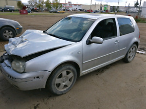 2001 Volkswagen GTI 1.8t manual ** parting out **