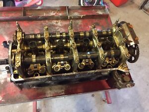 Honda 2.4L K24A cylinder head for sale