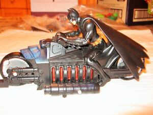 Batman on bike  250 50X model    Very good condition Campbell River Comox Valley Area image 6