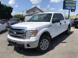 2014 Ford F-150 4WD SuperCrew POSSIBILITÉ PELLE A NEIGE +++