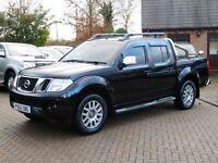 2012 62 Reg Nissan Navara 3.0dCi V6 ( EU V ) Auto Outlaw