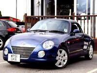 2001 Daihatsu Copen 0.66 Roadster 2dr 2 door Convertible