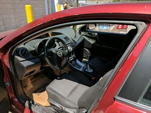 2010 Mazda 3 automatic