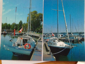29' Cal  Sail Boat Cruiser must be seen Try your trades.