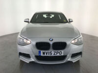 2015 BMW 118D M SPORT DIESEL 1 OWNER SERVICE HISTORY FINANCE PX WELCOME
