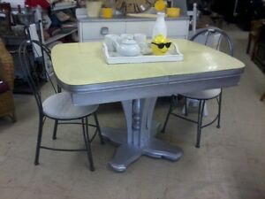RURAL ROOTS DECOR SHOP:  A Variety of tables, chairs etc,