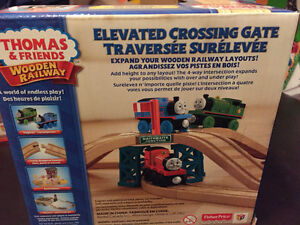 New! Thomas and friends elevated crossing gate Kitchener / Waterloo Kitchener Area image 2