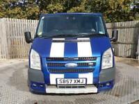 2007 Ford Transit 2.2 260 TDCi Sport SWB 128BHP A/C SWB Panel Van Diesel Manual