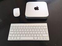 Mac Mini (Mid 2011) with Magic Mouse and Wireless Keyboard