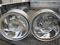 Great Condition Chrome Ford F-150 Rims
