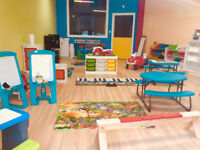 Unique Childcare Setting - Limited spaces available in November