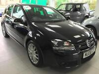 2008 Volkswagen Golf 1.4 TSI (140PS) 1390cc Y GT Sport low miles 72k