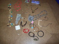 Pile of Jewelry- $10 for all if pickup today!!
