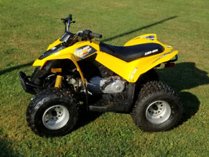 2015 can-am DS90