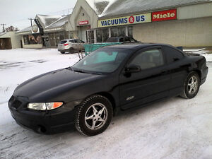1999 Pontiac Grand Prix GTP Super charged Coupe (2 door)