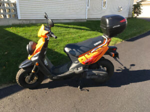 2005 YAMAHA BWS Scooter. LOW KMs!