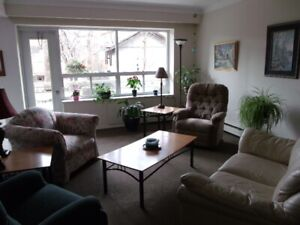 Fully furnished, short term, one bedroom apartment.
