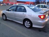 2003 Toyota Corolla CE In Excellent condition