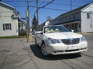 2009 Chrysler Sebring Limited toit rigide rétractable