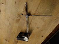 Vintage Height / Surface Gauge Precision Layout Tool