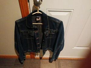 Manteau de jeans