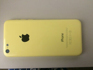 For Sale: Apple iPhone 5c. Mint Condition, yellow