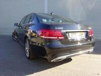 2015 64 MERCEDES-BENZ E CLASS 2.1 E220 BLUETEC AMG LINE 4D AUTO 174 BHP DIESEL