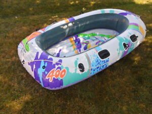 Inflatable Water Boat