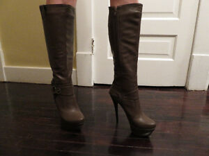 Dress Boots just in time for fall size 8.5 Cambridge Kitchener Area image 2