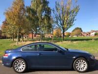 BMW 645CI PETROL 335 BHP 4.4 V8 AUTO (2004 54) 2 DOOR COUPE
