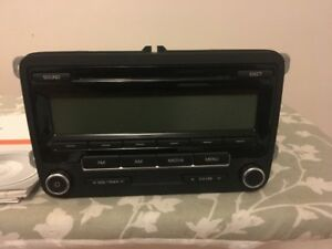 Radio/CD player for VW Jetta