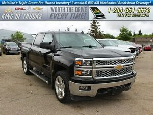 2015 Chevrolet Silverado 1500 LT | Leather Bench | Sport Pkg | 2