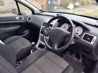 2007 Peugeot 307 SE- 1.6- LONG MOT- 5 Door