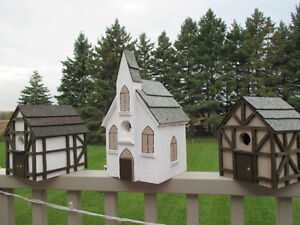 Hand Made Wooden Birdhouses Stratford Kitchener Area image 5
