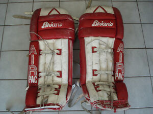 ATOM PEEWEE BANTAM MIDGET GOALIE EQUIPMENT