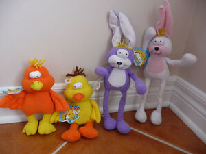 Variety of Brand New Plush Critters - Different Styles & Colours London Ontario image 4