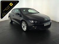 2013 VOLKSWAGEN SCIROCCO GT TDI COUPE 1 OWNER VW SERVICE HISTORY FINANCE PX