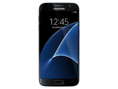 Samsung Galaxy S7 | AT&T | Unlocked | Black Onyx | SM-G930A |