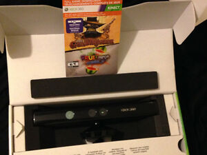New Xbox 360 Kinect (with 3 games included) Kitchener / Waterloo Kitchener Area image 3