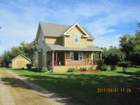 PEACEFUL COUNTRY LIVING WITH REVENUE POTENTIAL OR HOBBY FARM